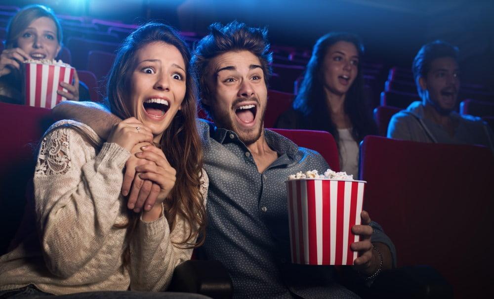 Par i biografen